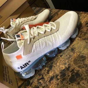 Nike x OFF-WHITE VaporMax (White)